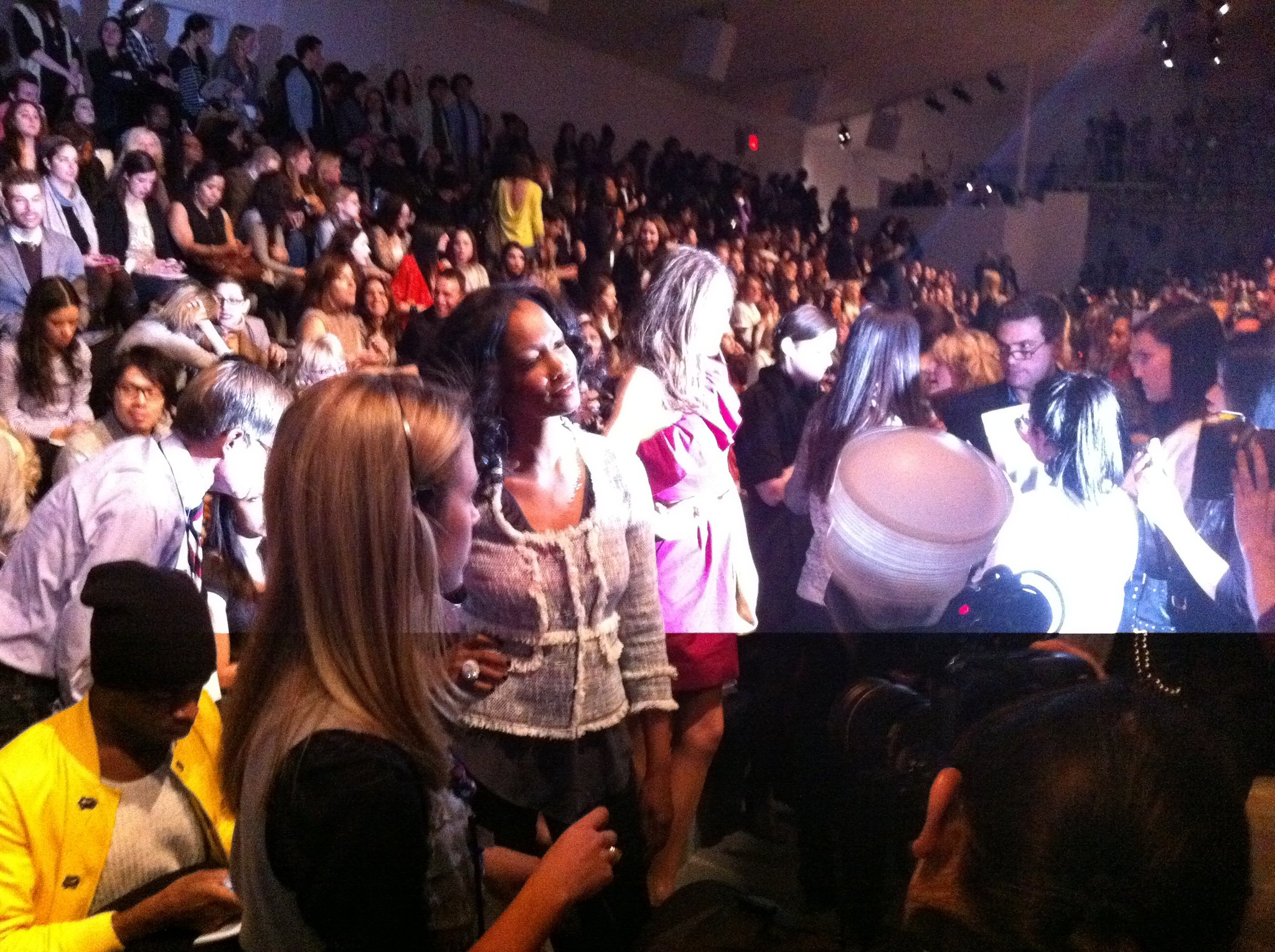 New York Fashion week 2011