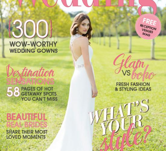 Mdoern Wedding Cover Rhiane Schroder